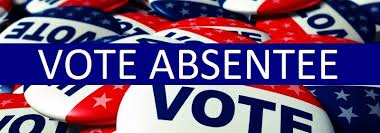 vote by absentee ballot
