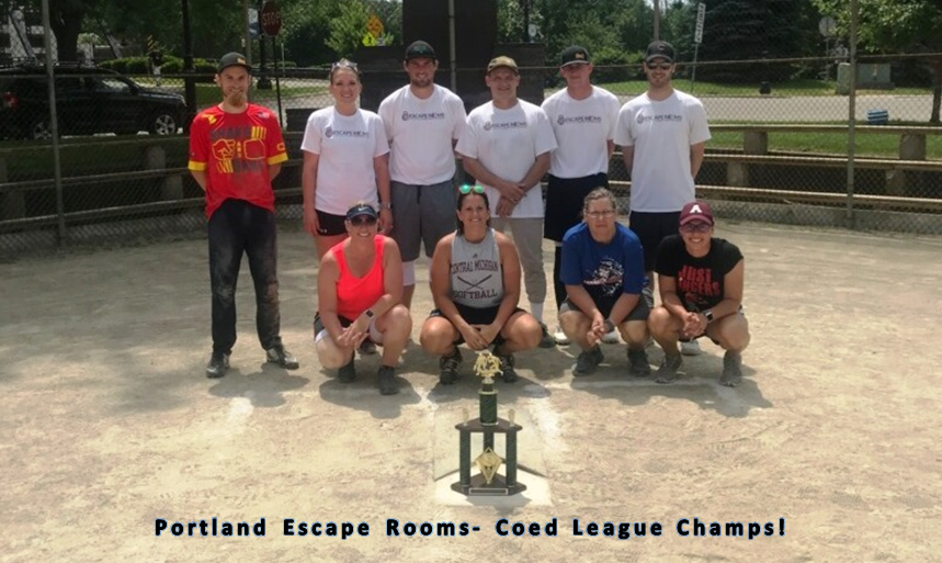 Portland Escape Rooms - Coed Champs